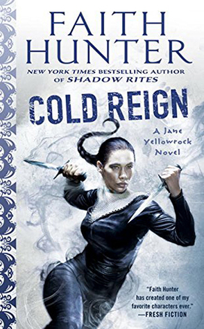 Download and Read online Cold Reign (Jane Yellowrock #11) books