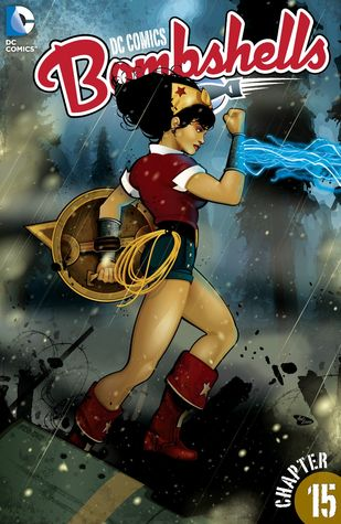 DC Comics: Bombshells #15