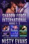 SEALs of Shadow Force Romantic Suspense Series Box Set, (SEALs of Shadow Force, #1-3)