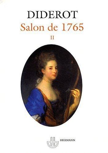 Salons : Tome 2, Salon de 1765