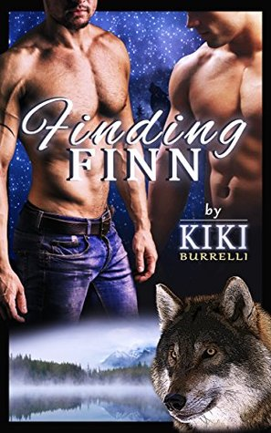 Book Review: Finding Finn (Wolf's Mate #1) by Kiki Burrelli