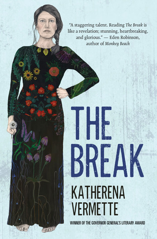 Image result for the break (novel)