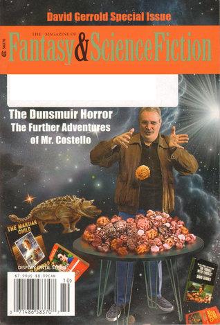 The Magazine of Fantasy & Science Fiction, September/October 2016 (The Magazine of Fantasy & Science Fiction, #727)