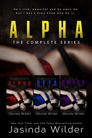 Alpha Boxed Set Alpha 1 3 By Jasinda Wilder