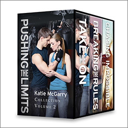 Pushing the Limits Collection Volume 2 (Pushing the Limits, #1.5, #4-5)