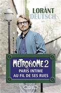Paris intime au fil de ses rues (Métronome, #2)