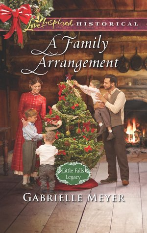 A Family Arrangement (Christmas Historical) by Gabrielle Meyer {Review}