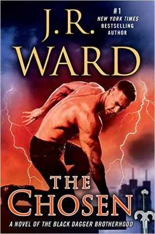 Book Review: The Chosen by J.R. Ward