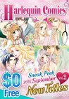 Harlequin comics 2016. September New Titles vol.2
