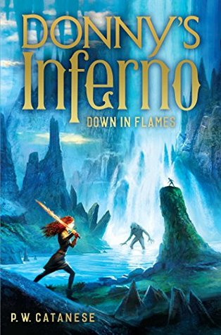 Down in Flames (Donny's Inferno #2)
