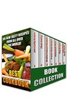 Best Cookbook: 185 New Tasty Recipes From All Over The World!: (Cooking Books, Pizza Making, Preserving Food, Clean Eating) (Quick & Easy Cooking Recipes)
