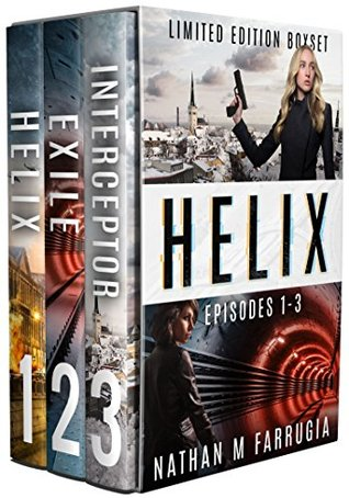 Helix: Limited Edition Boxset (Episodes 1-3)