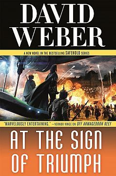Book Review: David Weber's At the Sign of Triumph