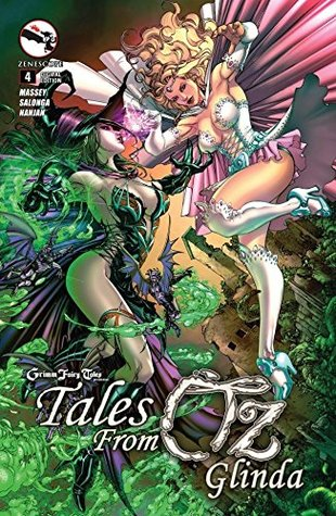 Tales From Oz #4