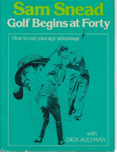 Golf Begins at Forty