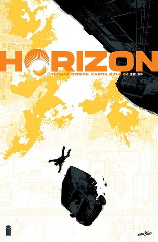Ebook Horizon #4 by Brandon Thomas PDF!