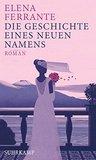 Die Geschichte eines neuen Namens by Elena Ferrante