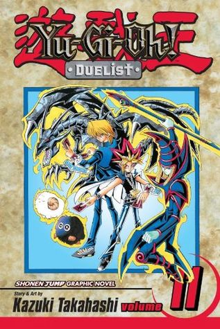 Yu-Gi-Oh!: Duelist, Vol. 11: The Shadow of Marik