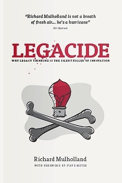 Legacide by Richard Mulholland