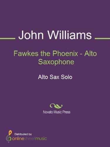 Fawkes the Phoenix - Alto Saxophone