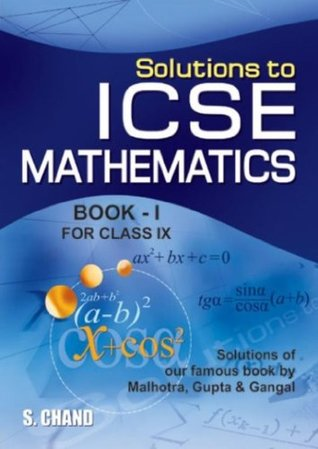 Math Book For Class 9