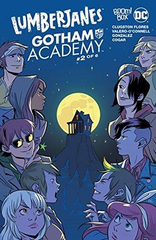 Lumberjanes/Gotham Academy #2 (of 6)