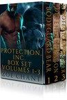 Protection, Inc. Box Set 1 (Protection, Inc., #1-3)