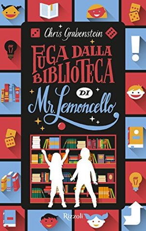 Fuga dalla biblioteca di Mr Lemoncello(Mr. Lemoncellos Library 1)