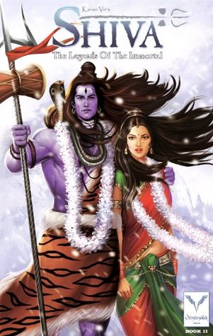 Vimanika Comics Shiva - The Legend Of The Immortal Book 2