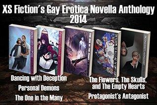 XS Fiction's Gay Erotica Novella Anthology 2014: