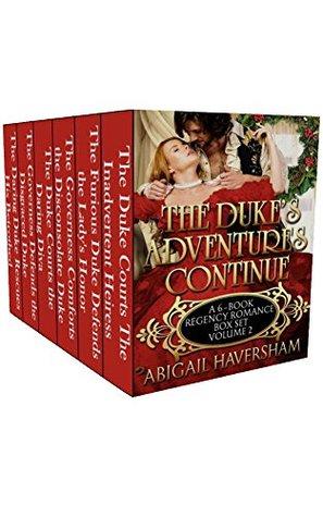 The Duke's Adventures Continue: A 6-Book Regency Romance