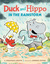 Duck and Hippo in the Rainstorm (Duck and Hippo, #1)