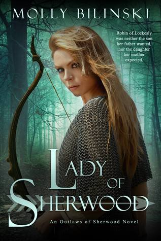 Lady of Sherwood (Outlaws of Sherwood, #1)