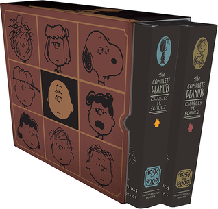 The Complete Peanuts: 1999-2000 and Comics  Stories Gift Box Set