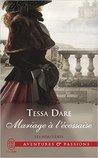 Mariage à l'écossaise by Tessa Dare