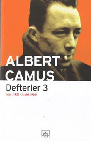 Defterler 3 (Mart 1951 - Aralık 1959)