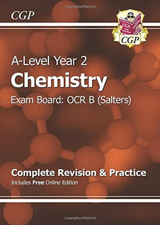 New A-Level Chemistry: OCR B Year 2 Complete Revision & Practice with Online Edition
