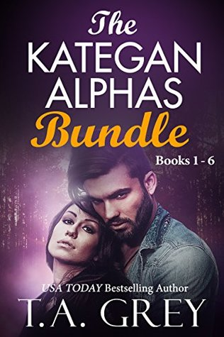 The Kategan Alphas Bundle Books (1-6): Mating Cycle, Dark Awakening, Wicked Surrender, Eternal Temptation, Dark Seduction, Tempting Whispers
