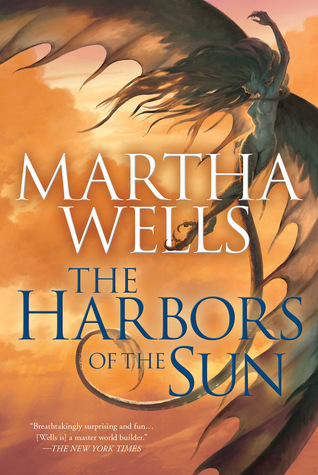 The Harbors of the Sun (The Books of the Raksura, #5)