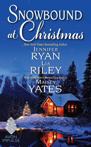 Snowbound at Christmas (Montana Men, #5.5)