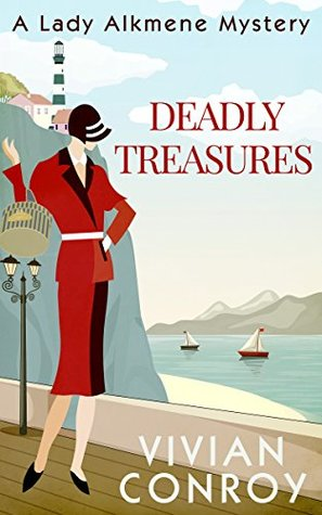 Deadly Treasures by Vivian Conroy