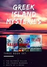 Greek Island Mysteries Boxed Set (Greek Island Mysteries #1-3)
