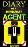 Minecraft Books: Diary of a Minecraft Agent Complete Collection 1 to 4 (An Unofficial Minecraft Book)