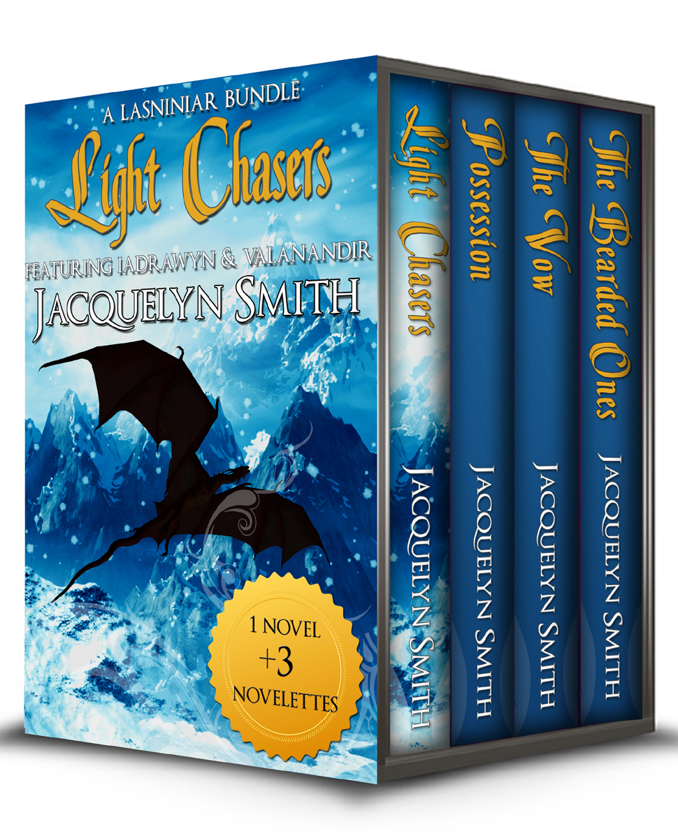 Light Chasers Lasniniar Bundle: Light Chasers, Possession, The Vow, The Bearded Ones