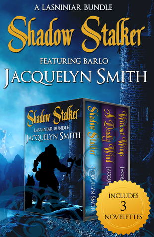 Shadow Stalker Lasniniar Bundle: Shadow Stalker, A Deadly Wind, Without Wings