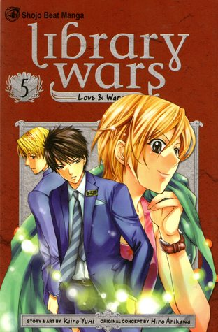 Library Wars by Sean  McCoy