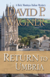 Return to Umbria (Rick Montoya Italian Mystery, #4)