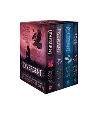 Divergent Series Box Set (Books 1-4): Books 1-4