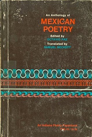 Anthology Of Mexican Poetry