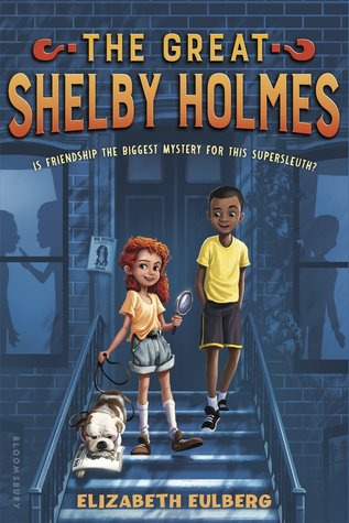 The Great Shelby Holmes (The Great Shelby Holmes, #1)